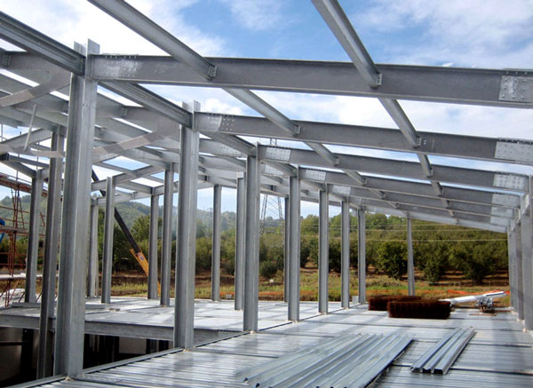 Realizzazioni Icomet Costruzioni Metalliche